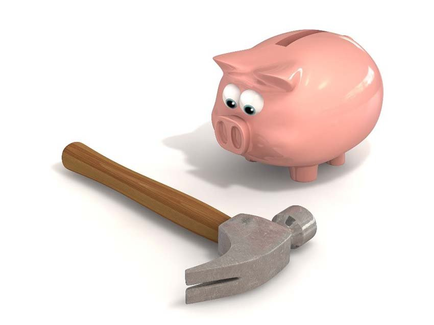 Piggy Bank Hammer