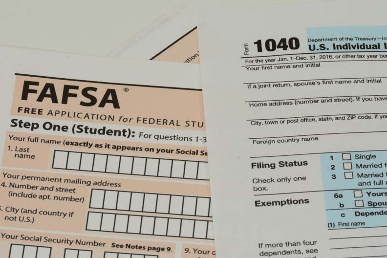 Fafsa Tax Forms